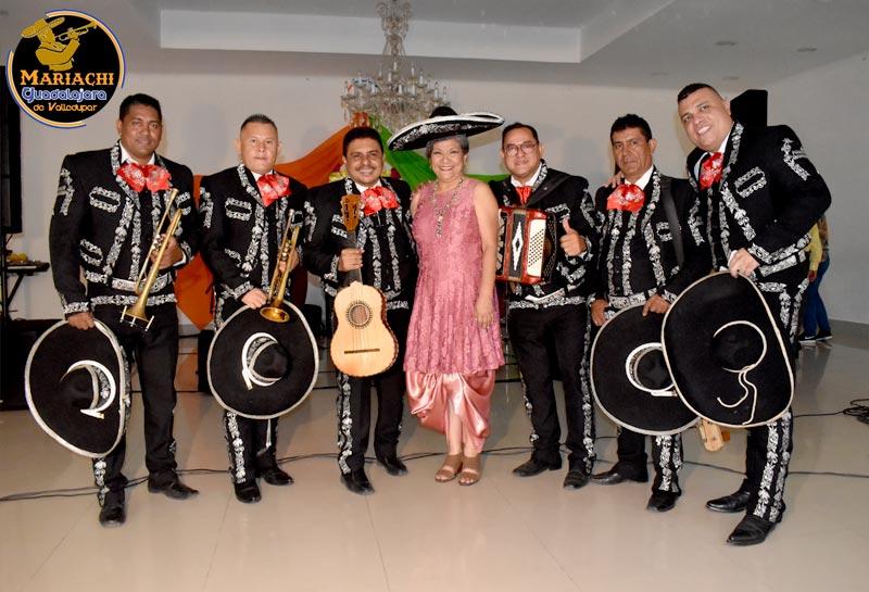 Cumpleaños con Mariachis en Valledupar