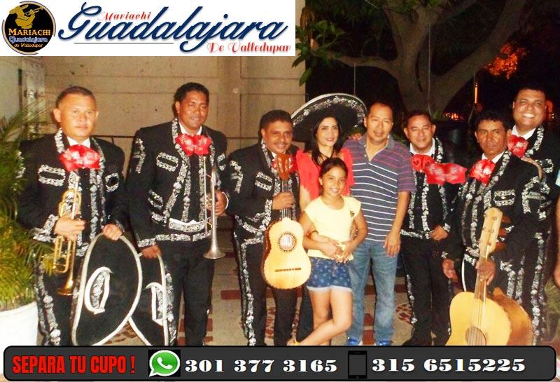serenatas con mariachis en valledupar